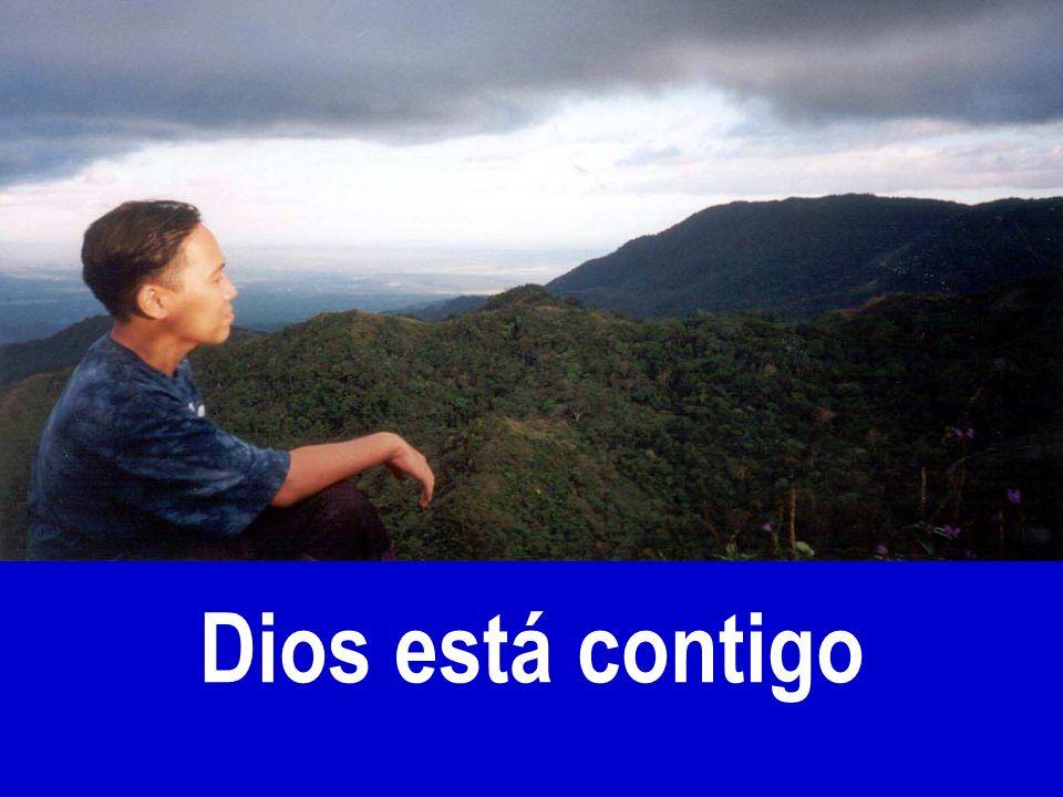 Dios está en el descanso