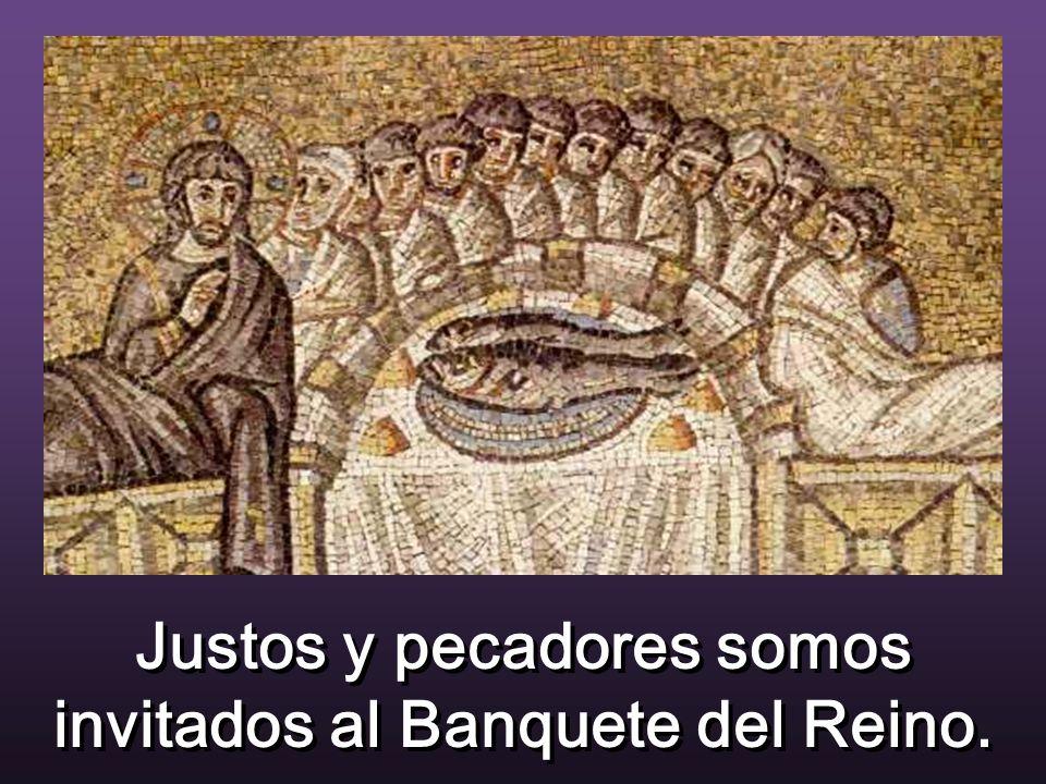 El Banquete está abierto A los hijos en el HIJO