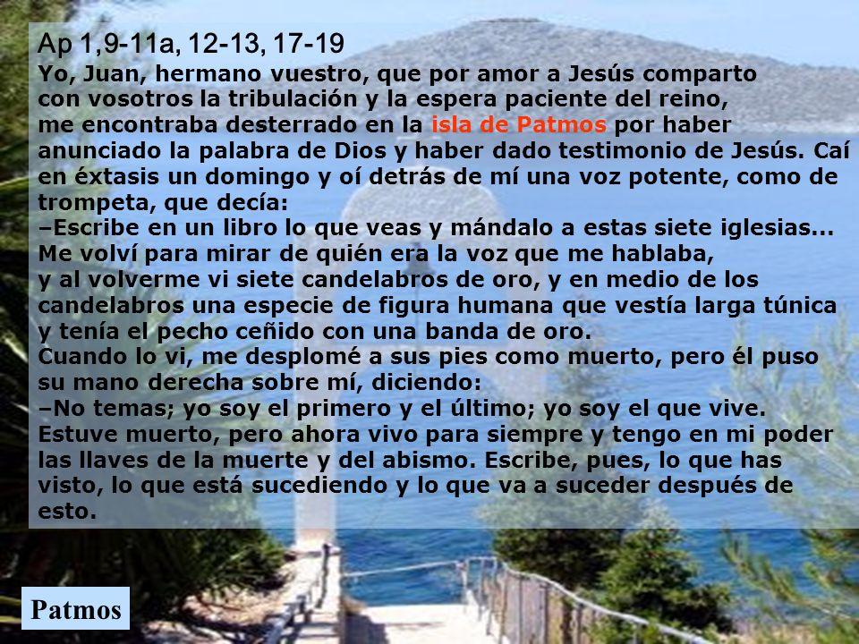 ¡Dad gracias al Señor porque es bueno, porque es eterno su amor!. Señor, danos la salvación; Señor danos prosperidad. Señor, danos la salvación; Señor