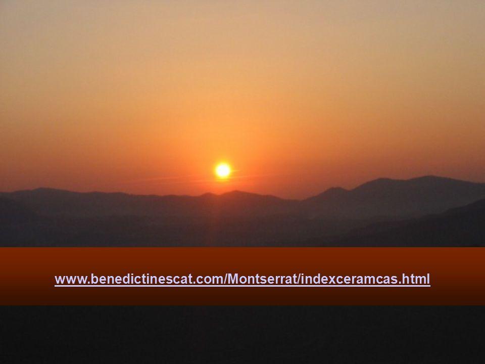 www.benedictinescat.com/Montserrat/indexceramcas.html