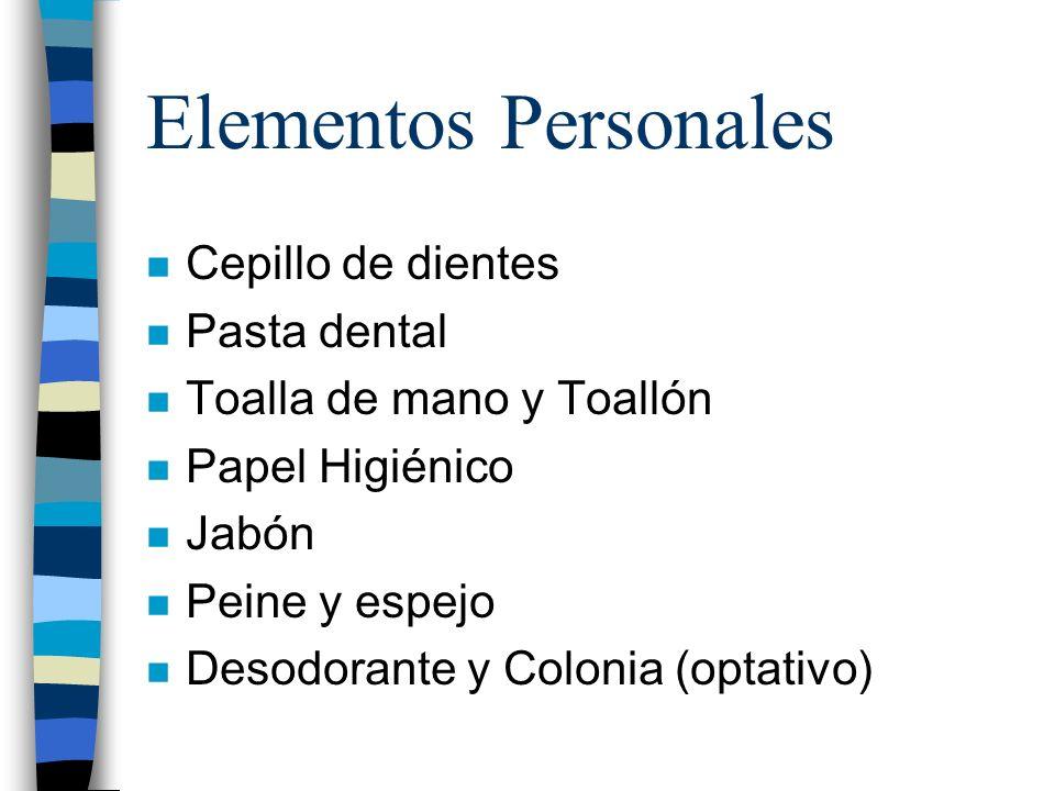 No olvidar n Documento Nacional de Identidad n Pasaporte n Mapa de España n Fotos de tu Familia