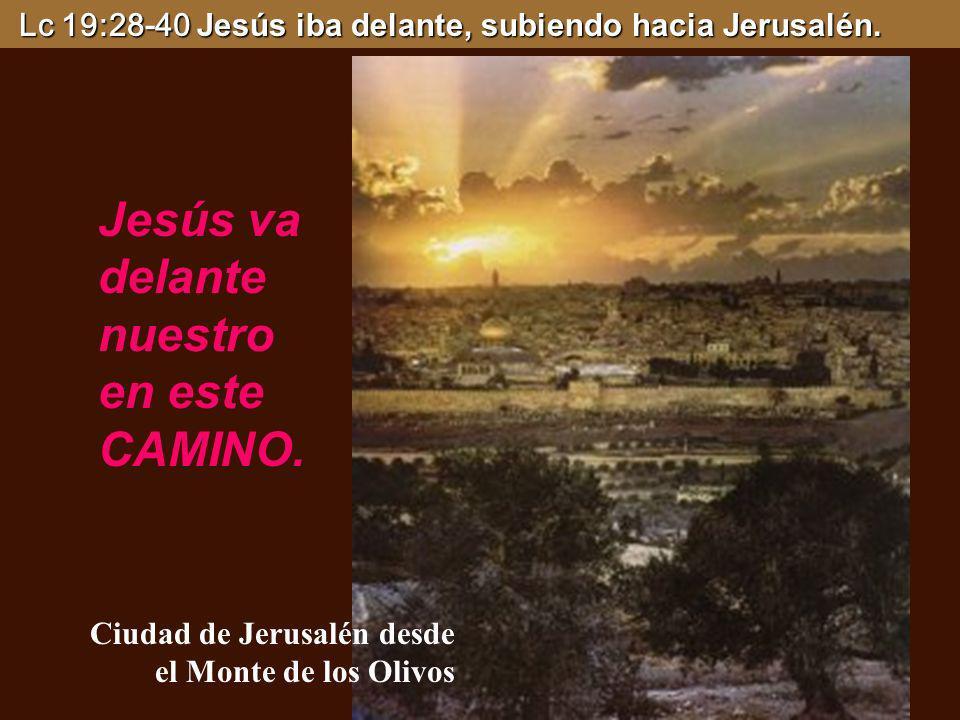 La Semana Santa no son unas vacaciones de primavera JESÚS NOS INVITA A REVIVIR CON ÉL EL PASO DE LA MUERTE A LA VIDA