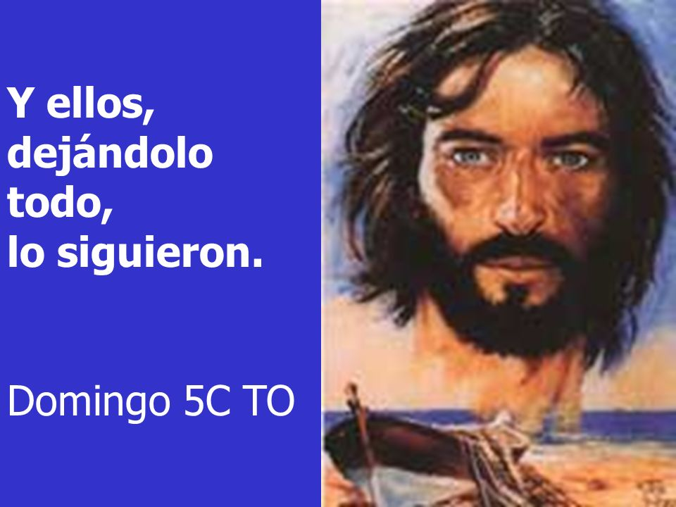 Cuando acabó de hablar, dijo a Simón: Rema mar adentro, y echen las redes para pescar.