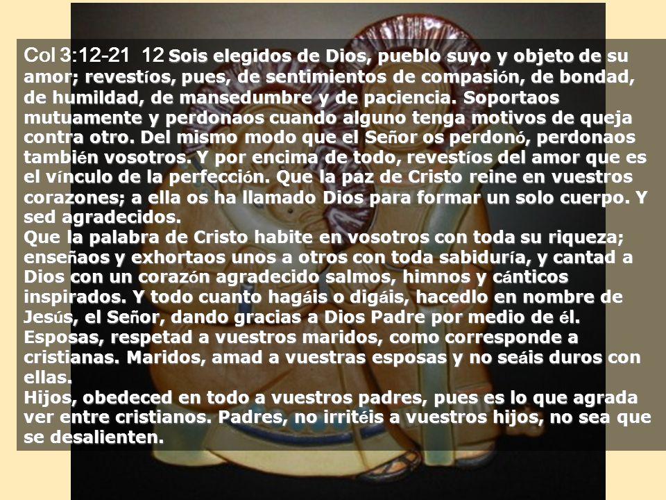 Así será bendecido quien ama al Señor: ¡Qué el Señor te bendiga desde Sión! ¡Qué veas la prosperidad de Jerusalén todos los días de tu vida! Así será