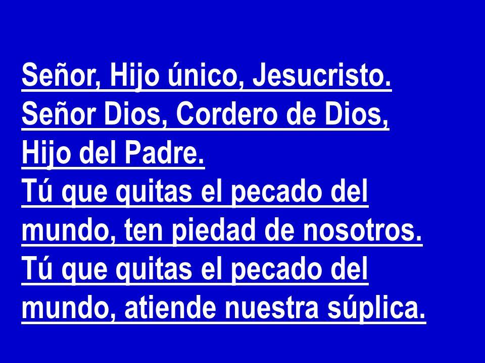 muerto y sepultado, descendió a los infiernos, al tercer día resucitó de entre los muertos, subió a los cielos y está sentado a la derecha de Dios Padre Todopoderoso.