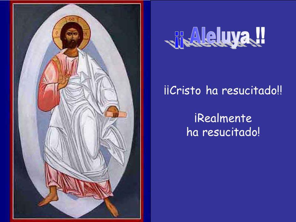 Jn 20,1-9 El domingo por la ma ñ ana, muy temprano, antes de salir el sol, Mar í a Magdalena se present ó en el sepulcro. Cuando vio que hab í a sido