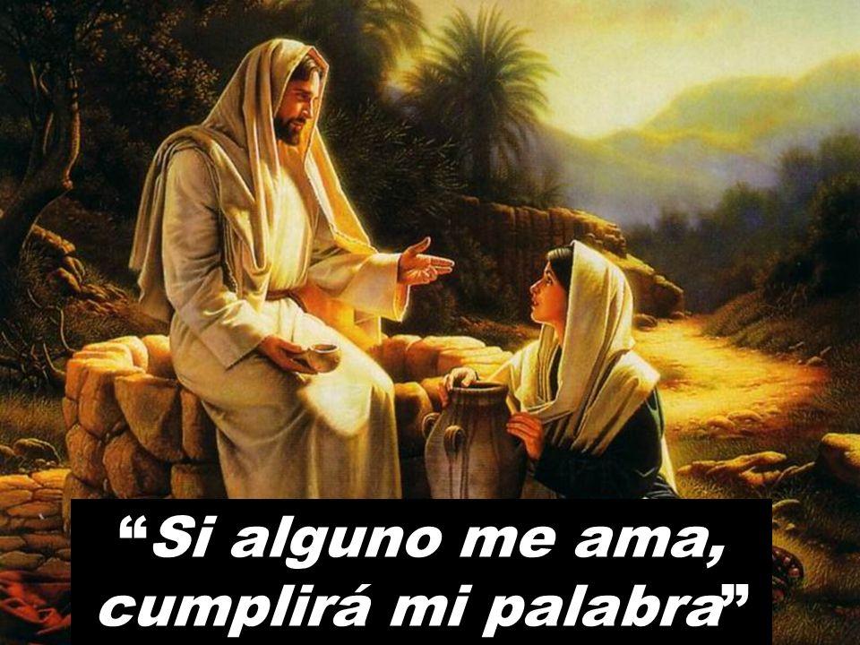 1 - Jesús se está despidiendo de sus discípulos: Ya no les llamaré siervos, sino amigos. No les dejaré huérfanos ¿Cómo responder a ese amor?