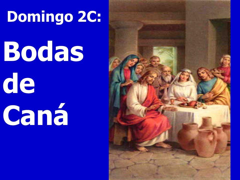 Domingo 2C: Bodas de Caná