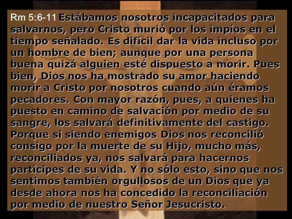 La CARTA A LOS ROMANOS solamente se lee en el ciclo A, del domingo 9 al 24 I PARTE 1-11 Jesús salva a los pecadores que tienen FE - Todos somos pecado