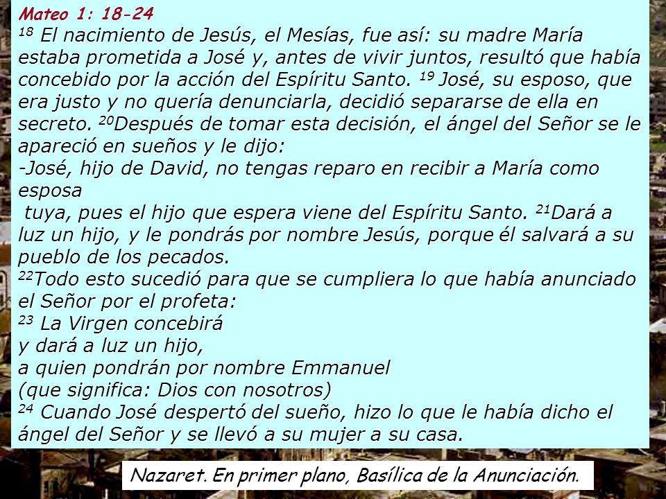 Aleluya Mt 1: 23 Mirad, la virgen concebirá y dará a luz un hijo y le pondrá por nombre Emmanuel Dios con nosotros Aleluya Mt 1: 23 Mirad, la virgen concebirá y dará a luz un hijo y le pondrá por nombre Emmanuel Dios con nosotros