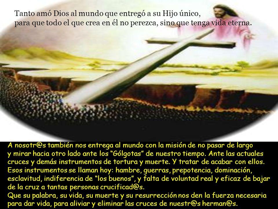 Nadie ha subido al cielo, a no ser el que vino de allí, es decir, el Hijo del hombre. Lo mismo que Moisés levantó la serpiente de bronce en el desiert