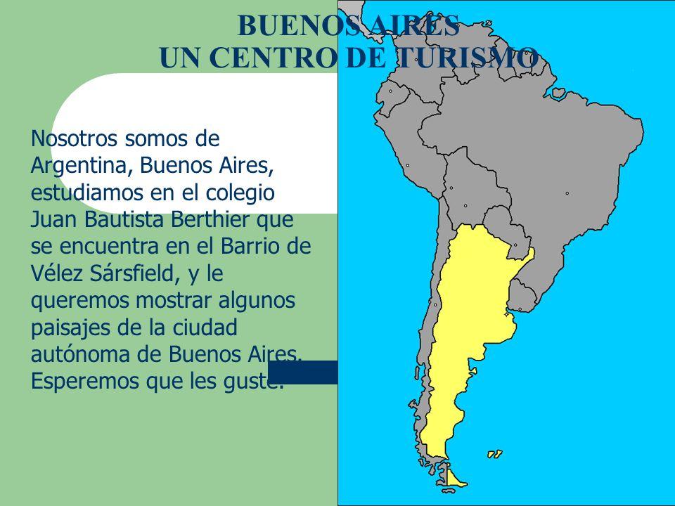 Estos lugares son los más visitados por turistas en Buenos Aires El Congreso Nacional