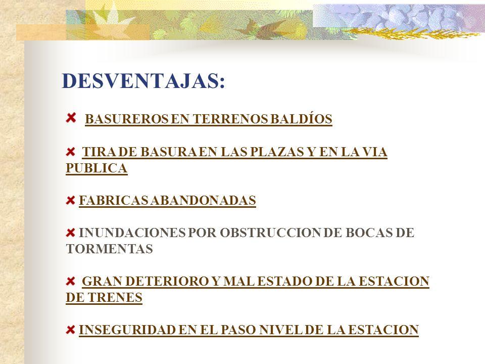 POSIBILIDAD DE REALIZAR TODO TIPO DE CURSOS La Municipalidad, la Casa de la Cultura y otras asociaciones nos ofrecen inumerable cantidad de cursos par