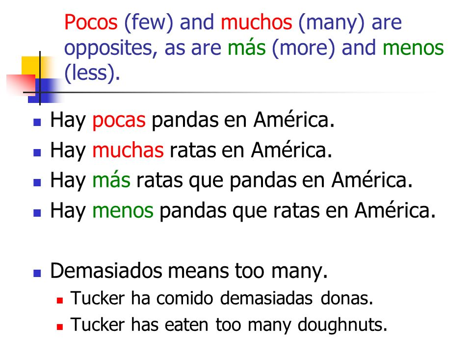 Que without an accent is a conjunction used in comparisons.