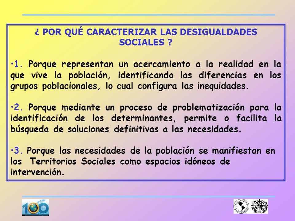 LEY DE SALUD Es expresión individual y colectiva de oportunidades equitativas de calidad de vida y bienestar, y resultado de determinaciones sociales