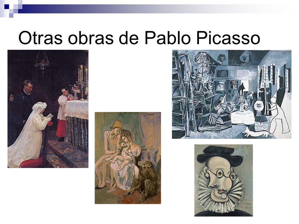 Otras obras de Pablo Picasso