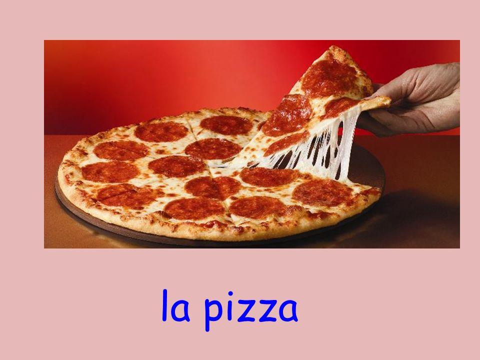 la pizza