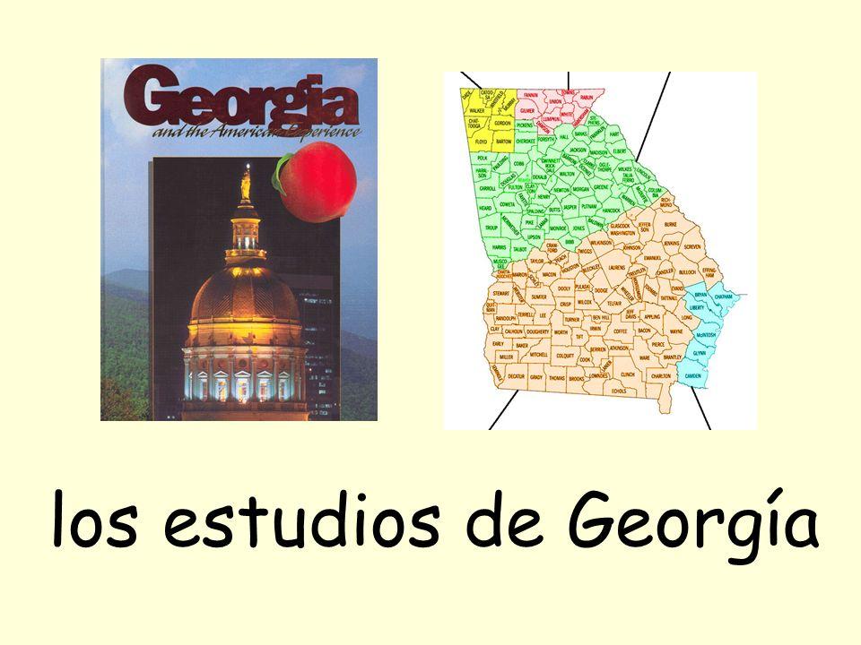 los estudios de Georgía