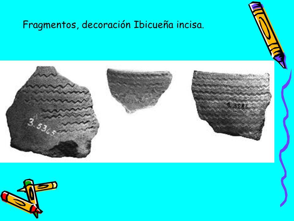 Reconstrucción de las principales formas Guaraní.