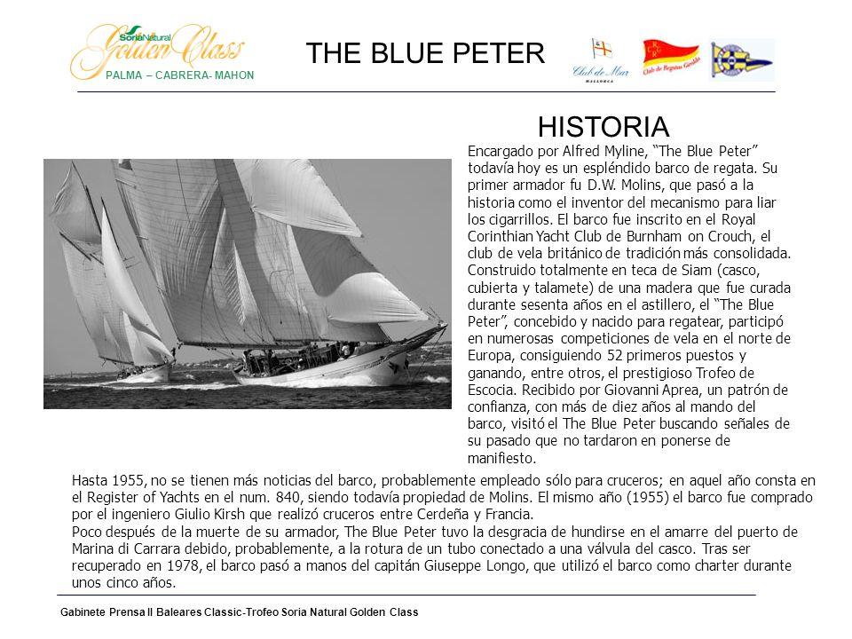 HISTORIA Los armadores Daniele Fiori y Maurizio Salvadori; confiaron la restauración al carpintero naval Furio Bertoluci.