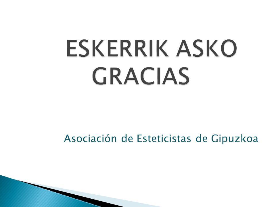 Asociación de Esteticistas de Gipuzkoa