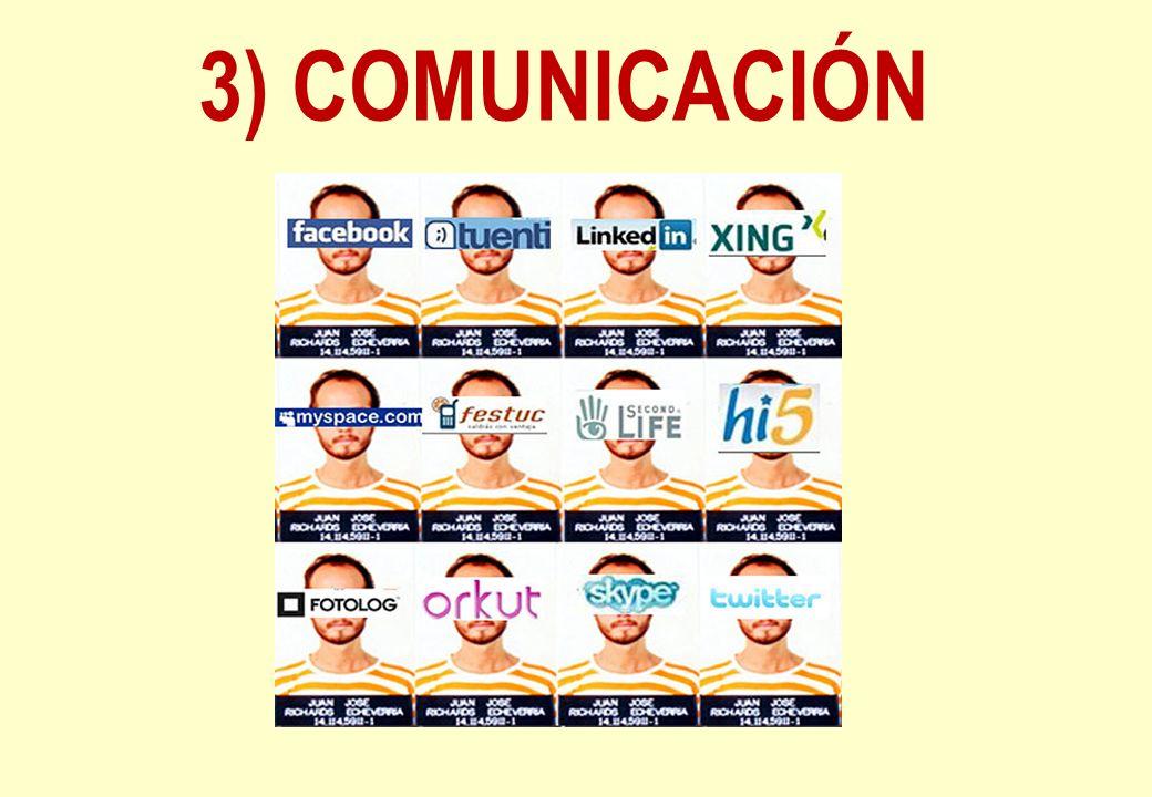 3) COMUNICACIÓN