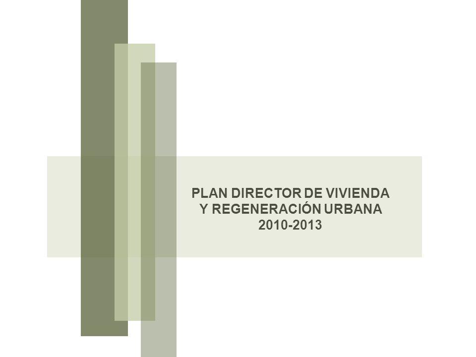 Ejes estratégicos y líneas de actuación del PDV 2010-2013