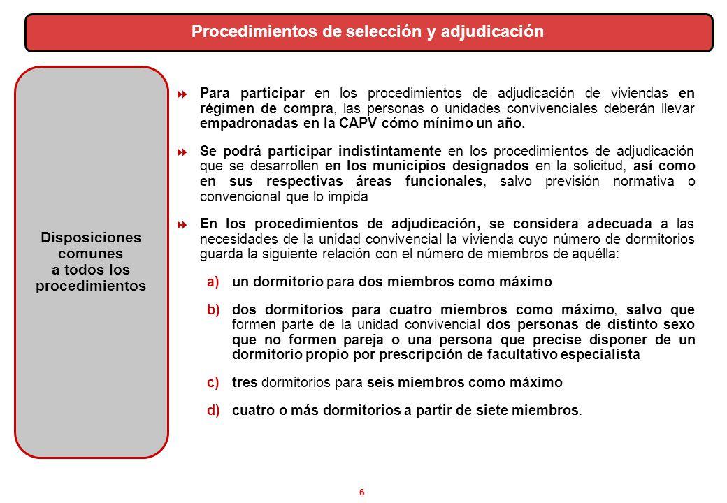 7 La incorporación al procedimiento será voluntaria y deberá hacerse dentro del plazo y utilizando el medio que se especifique en la orden de inicio.
