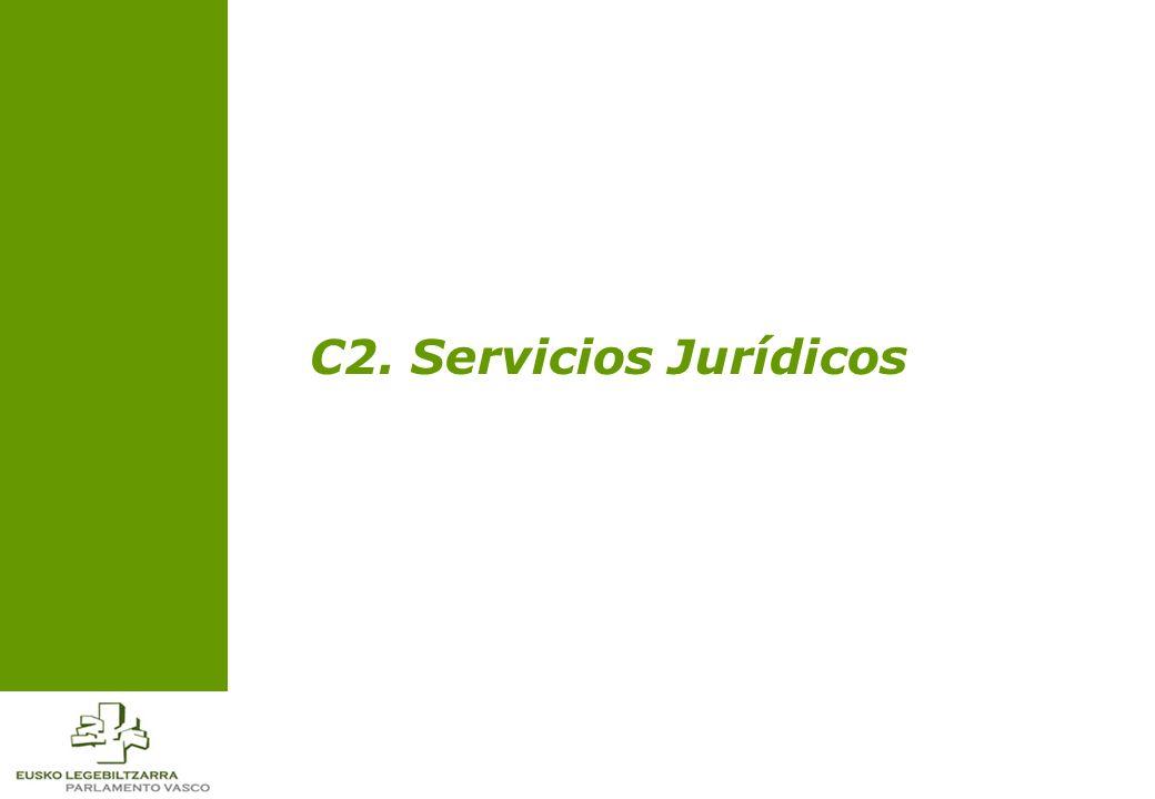 C2. Servicios Jurídicos