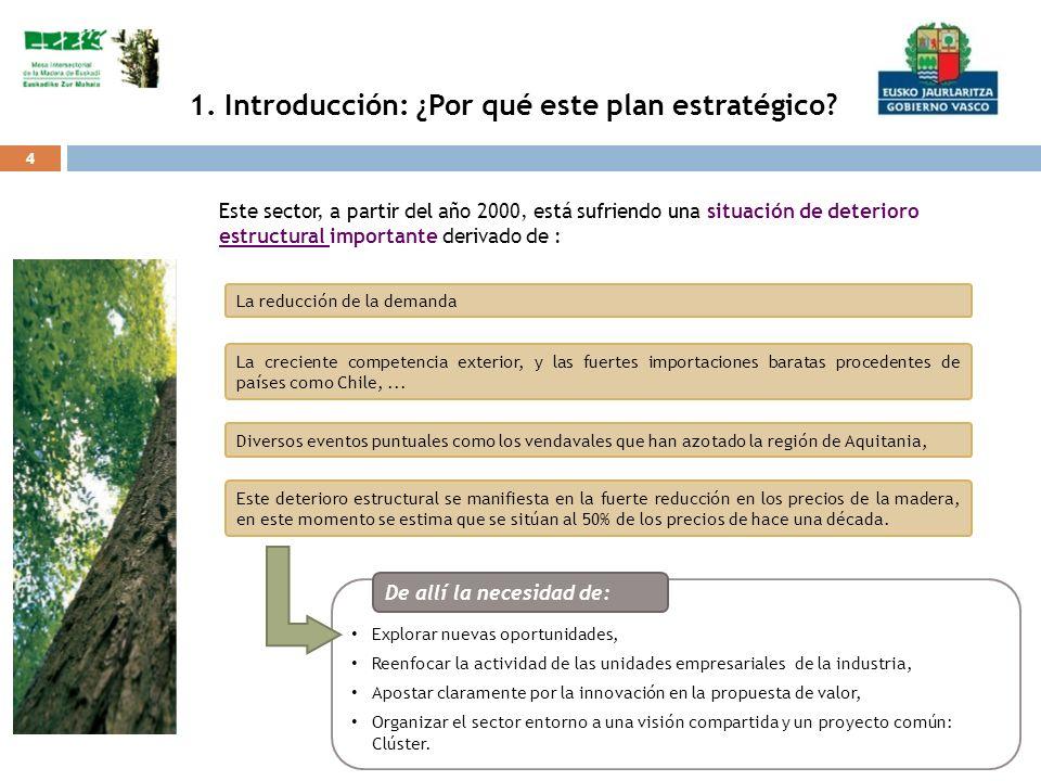 25 Opciones estratégicas 1.- Penetración en el mercado de la CAPV.