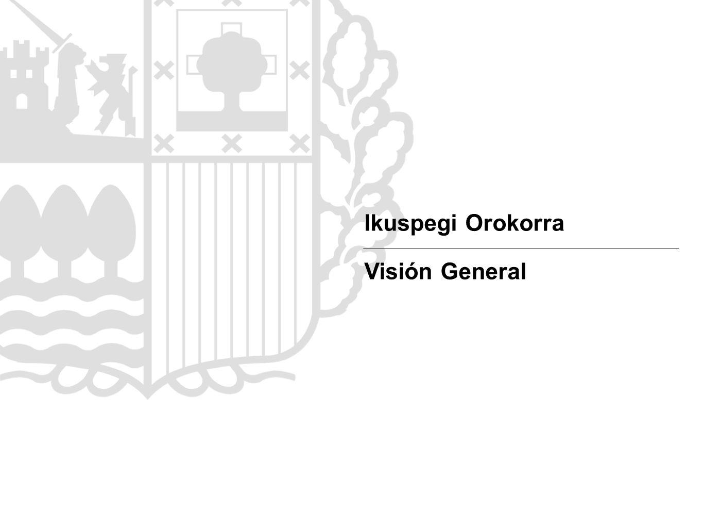 Ikuspegi Orokorra Visión General