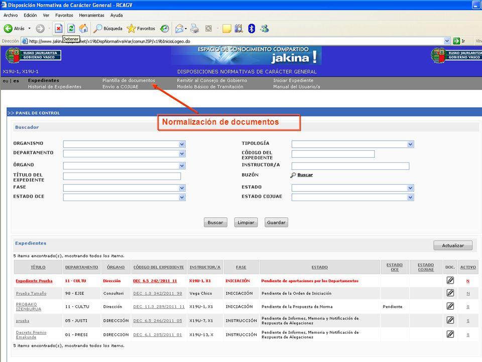 Tramitación electrónica de las DNCG Departamento de Justicia y Administración PúblicaVitoria-Gasteiz, 14 de febrero de 2011 28 Documentos aportados por las personas interesadas (audiencia, información pública…) Documentos aportados por la Administración Tareas que se pueden realizar con el documento
