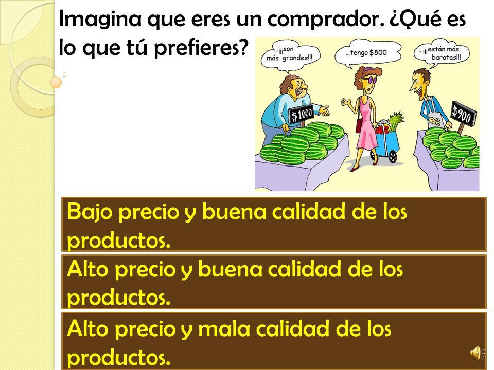 ¿Qué es un producto? Un producto es el dinero que yo pago cuando compro. Un producto es un trabajo o una tarea que una persona hace por un precio. Un
