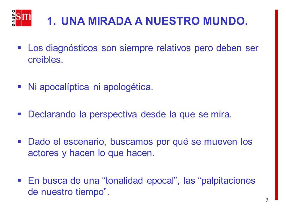 14 8.SIN DIOS y ESPIRITUALES. LA CRISIS DE LAS RELIGIONES INSTITUCIONALES.