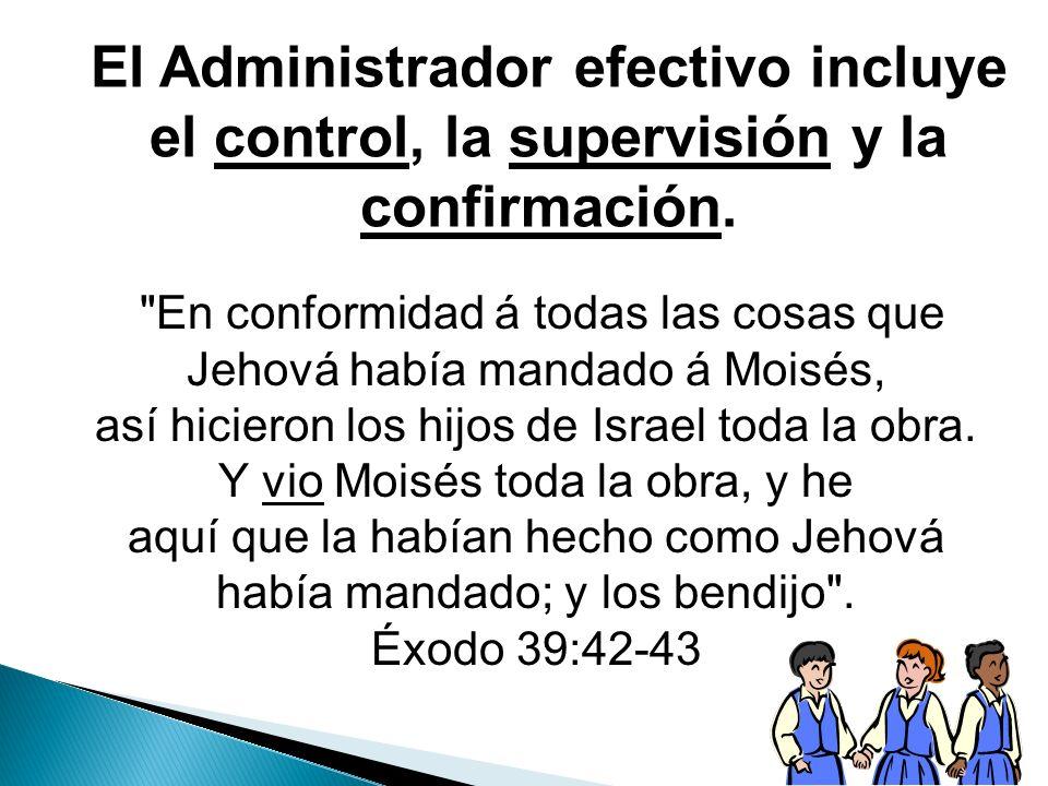 Se requiere de los Administradores, que cada uno sea hallado fiel Que sea FIEL en desarrollar las Competencias Gerenciales que Dios le ha dado.