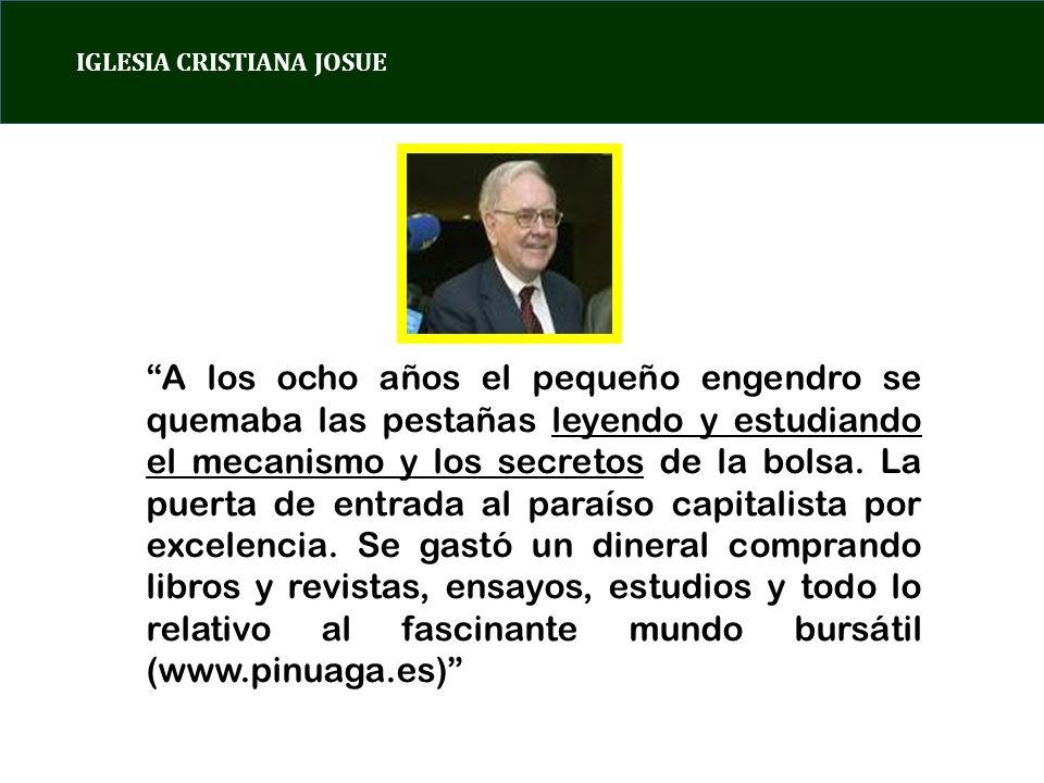 IGLESIA CRISTIANA JOSUE RIESGO FINANCIERO ANALISIS DE ESCENARIOS