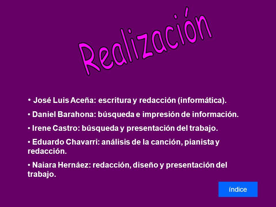 José Luis Aceña: escritura y redacción (informática).