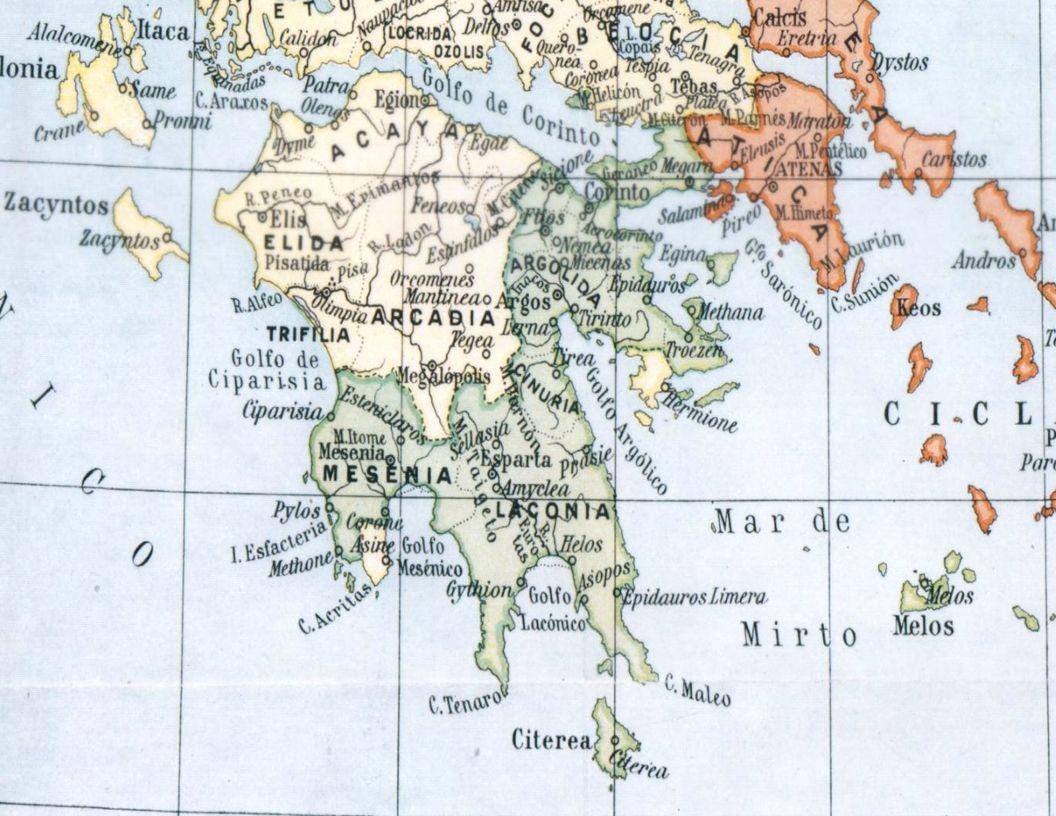 2.- COMPLEMENTO CIRCUNSTANCIAL DE DIRECCIÓN: En castellano y en Griego siempre con preposición.