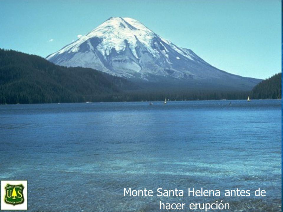 3 Monte Santa Helena después