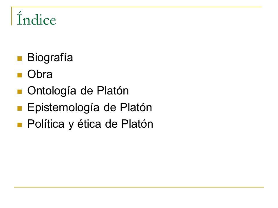 Biografía Arístocles, verdadero nombre de Platón, nació en Atenas en el 427 a.C.