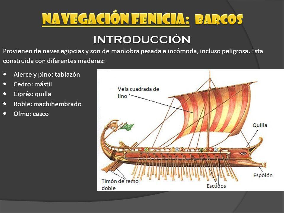 Pequeñas Solían tener una especie de mascarón de proa con forma de caballo, en la Cádiz del S.