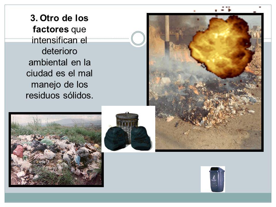 San Juan de Lurigancho, Ate, San Martín de Porres y Los Olivos. La mayoría de ellas carecen de dispositivos para controlar las emisiones tóxicas de su
