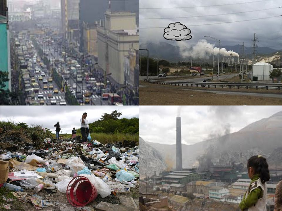 4. Finalmente la escasa Cultura Ambiental en la población limeña, la misma que se agrava debido al gran número de necesidades básicas insatisfechas.