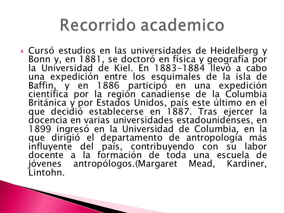 Cursó estudios en las universidades de Heidelberg y Bonn y, en 1881, se doctoró en física y geografía por la Universidad de Kiel. En 1883-1884 llevó a
