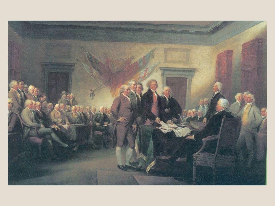 Súbditos leales al rey…..los lealistas Eran colonos americanos opuestos a la independencia.