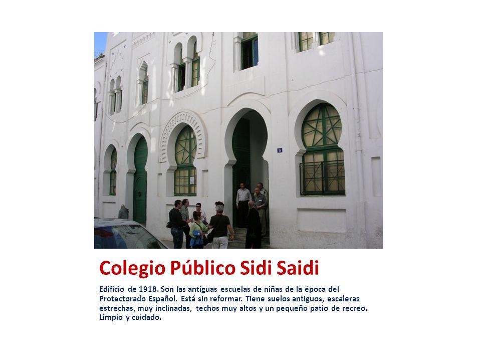 Colegio Público Sidi Saidi (Tetuán)