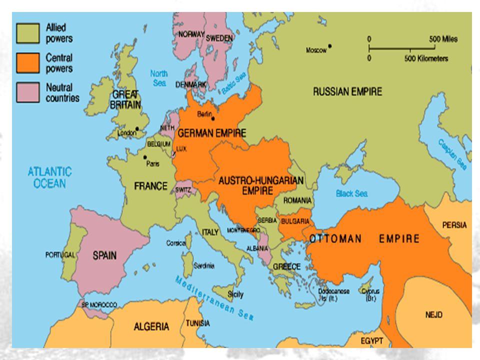 Rivalidades Fundamentales Entre Alemania y Francia: enemistad reactivada por la derrota de los franceses en 1871 y la pérdida de Asancia-Lorena en manos alemanas.