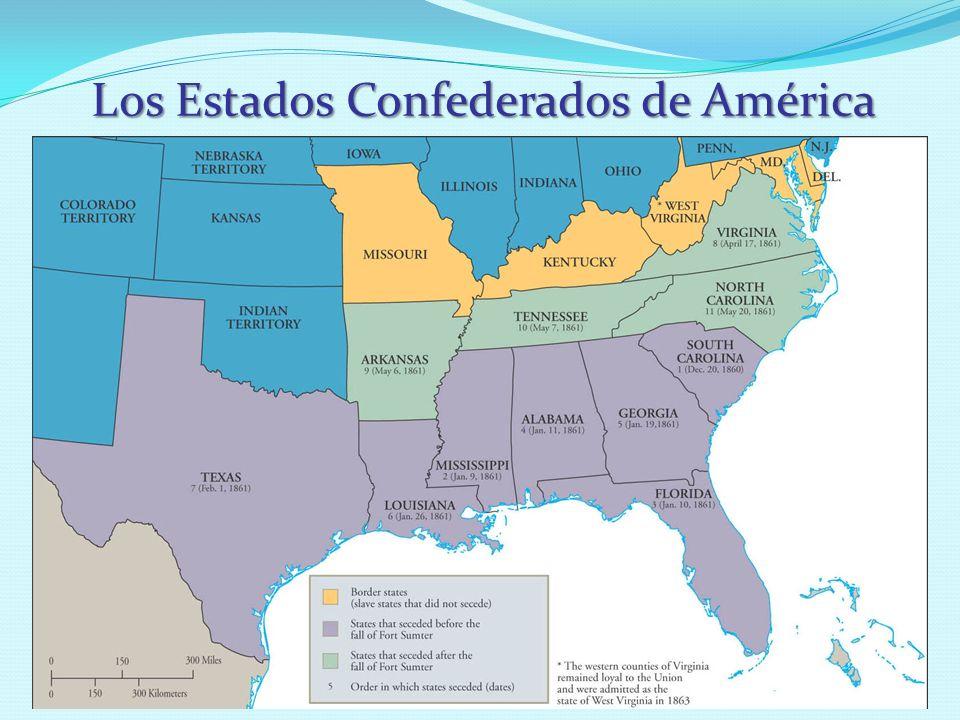 Los Estados Confederados de América