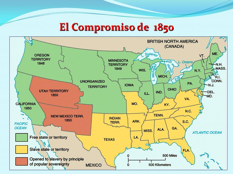 El Compromiso de 1850