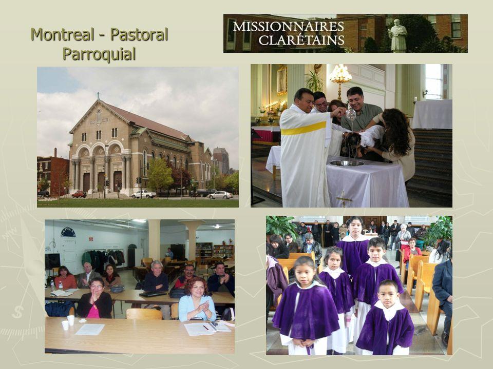 Montreal Pastoral Parroquial